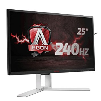 Aoc gaming led 25 inch 1920x1080 240hz 1ms freesync  _ag251fz