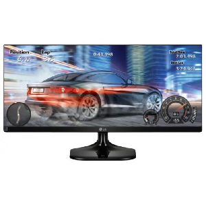 Lg led 25 inch ultra wide monitor 21:9 hdmi _25um58-p