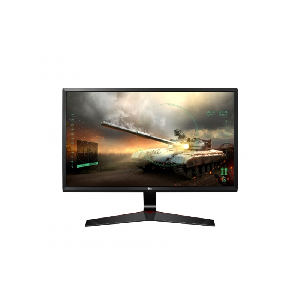 Lg led ips gaming monitor 27 inch 1ms hdmi dp _27mp59g-p