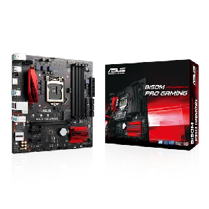 Asus motherboard b150m pro gaming ddr4 m2 usb3 _90mb0qd0m0eay0