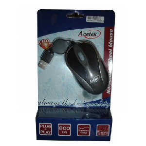 Acetek usb mouse ms-052b