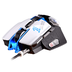 cougar mouse 700m gaming esports 11 white edition  _cgr-wlmw-700