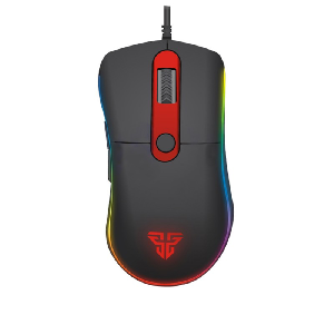 Fantech mouse gaming x6 knight 4000dpi rgb color 6 buttons _ftm-t604