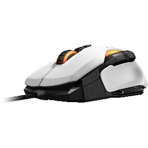 Roccat mouse gaming kone aimo speed of light 12000dpi white _roc-11-815-we