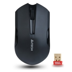 A4tech wireless mouse G3-200N nano receiver usb