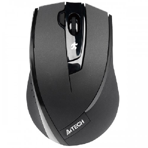 A4tech mouse wireless g7-600nx black _g7-600nx