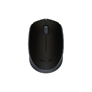 Logitech Wireless mouse M171 black _910-004424