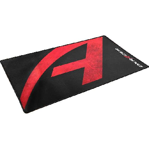 Dxracer gaming mouse pad red and black speed soft _mp93/nr