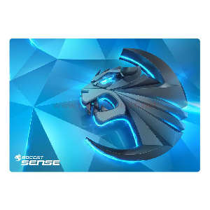 Roccat mouse pad sense kinetic 400x280mm gaming _roc-13-120