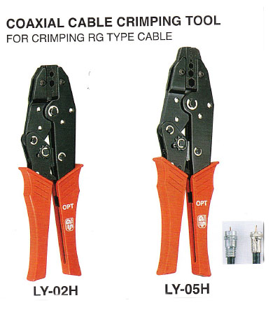 opt special Crimping Tool ly-05h