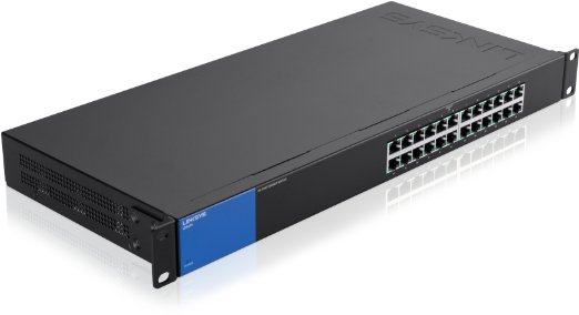 linksys switch 24 port giga _lgs124uk