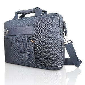 Lenovo laptop bag 15.6 inch classic topload blue by nava  _gx40m52030
