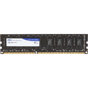 Team ram desktop 4gb ddr3 1600 cl 11-11-11-28 1.5v _ted34g1600c11bk