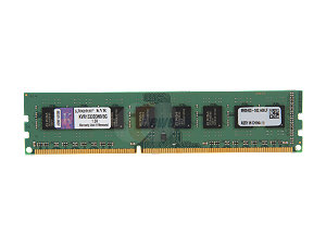 Kingston desktop ddr3 8gb 1333 _kvr1333d3n98g