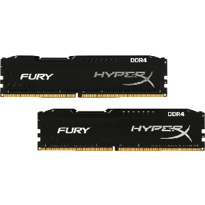 Kingston desktop ddr4 8gb hyperx fury ram 2400mhz dimm _hx424c15fb/8