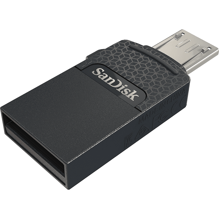 Sandisk flash drive otg 32gb to micro usb _sddd1-032g-g35