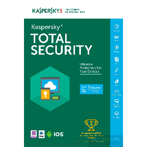 Kaspersky total security for 1 device