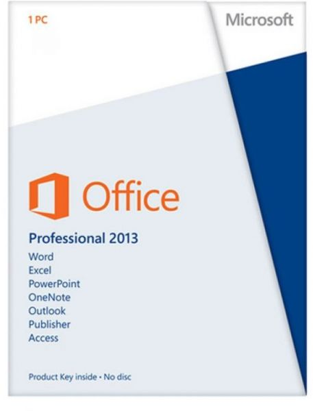 Microsoft Office 2013 professional _26916120