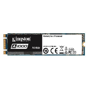 Kingston a1000 nvme m.2 240gb ssd _sa1000m8/240gb