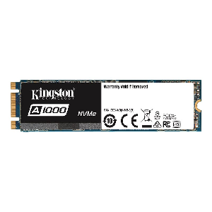 Kingston a1000 nvme 480gb ssd _sa1000m8/480gb