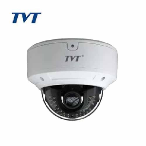 TVT 4MP DOME IP CAMERA  3.3-12MM VARI FOCAL LENS   AUTOMATIC ZOOM