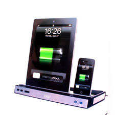dock station charger double for iphone 4,5