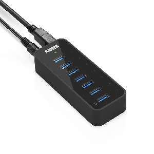 Hub usb 7 ports high speed 3.0 ele
