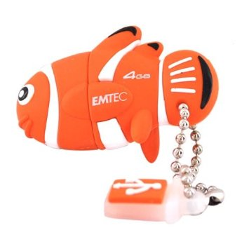 Emtec usb2.0 flash memory 4GB