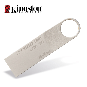 Kingston usb3 flash memory 64gb data traveler _dtse9g2/64gb