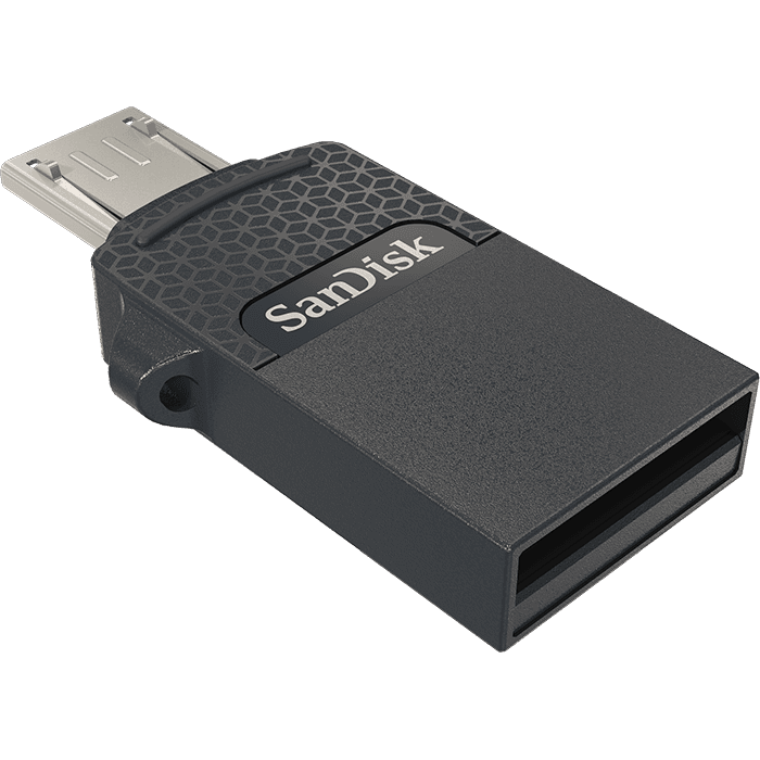 Sandisk dual drive usb micro usb 3.1 64gb for smart phones _sddd1-064g-g35