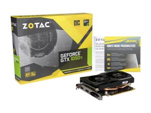 Zotac Geforce GTX1050ti 4gb oc gddr5 hdmi displ port dvi  _288-1n454-300z8