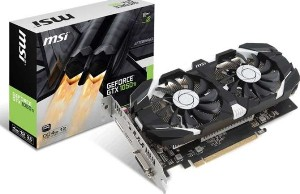Msi Geforce GTX1050 ti oc 4g bddr5 hdmi dvi dp  _912-v809-2682
