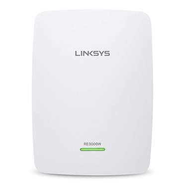 linksys wireless N range extender re3000w-ek