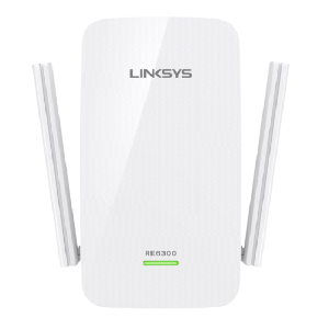 linksys wireless range extender _re6300eu