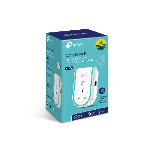 Tplink range extender ac 1200 wifi with ac passthrough 300 mbps _re360