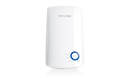 Tplink wireless range extender 300mbps _tlwa850re