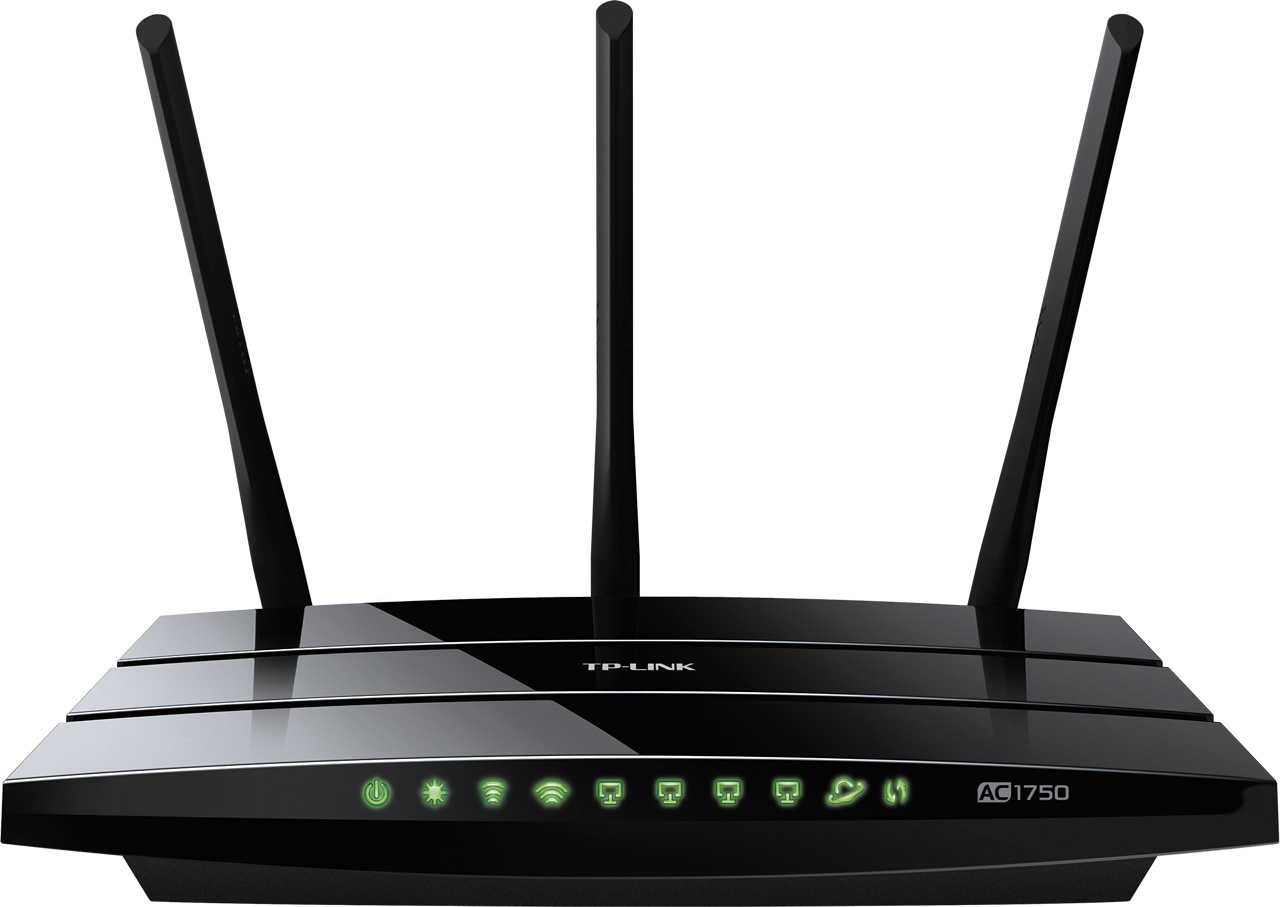 Tplink archer c7wireless dual band gigabit router ac1750