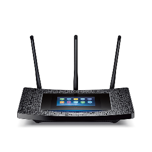 Tplink wireless router dual band gigabit ac1900 _touch-p5